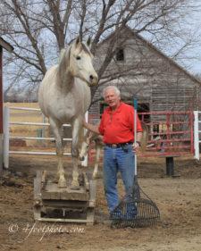 Mark M Hanna, Horse Listener